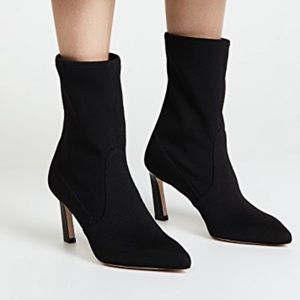 NIB Stuart Weitzman Rapture Sock Booties Size 7.5